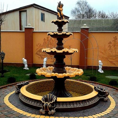 Сад-парковая архитектура