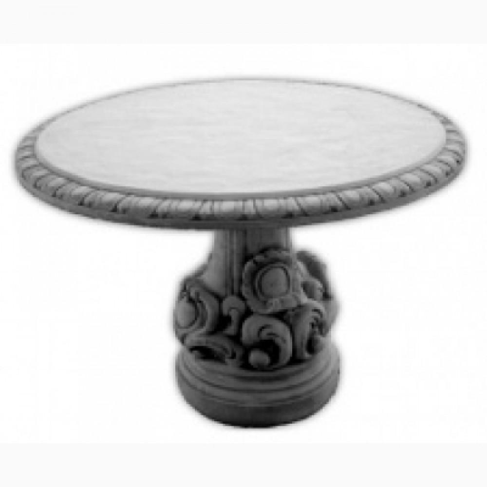 Форма стол барокко