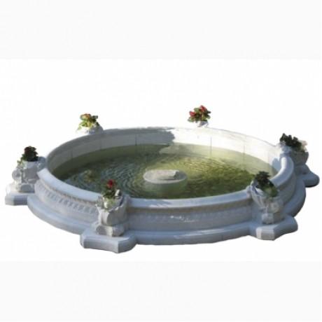 Бассейн фонтана большой