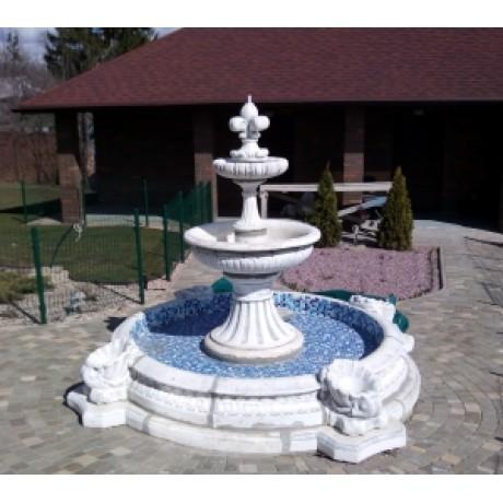 Бассейн фонтана малый