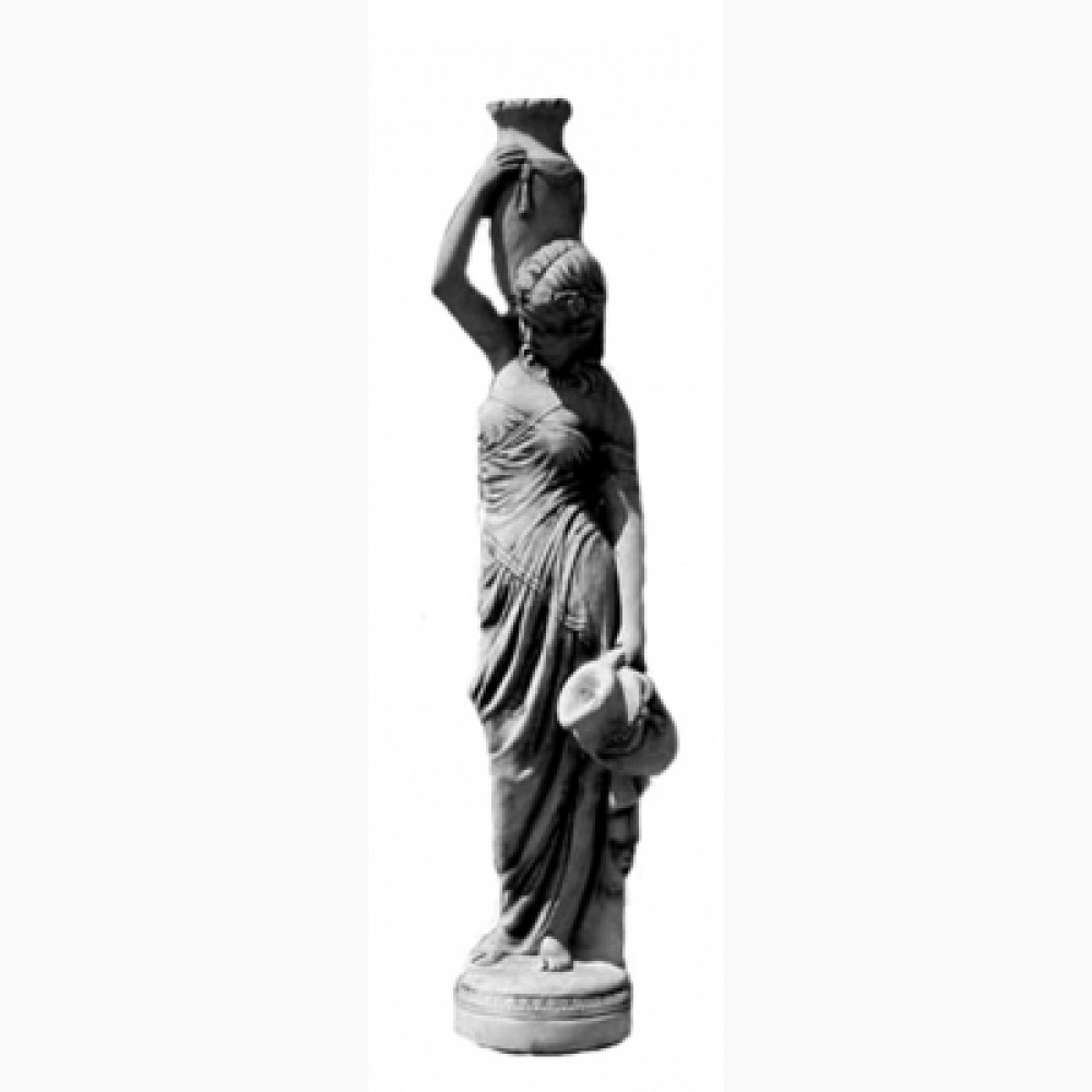 Скульптура девушка с кувшинами