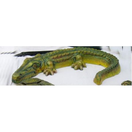 Скульптура Крокодил