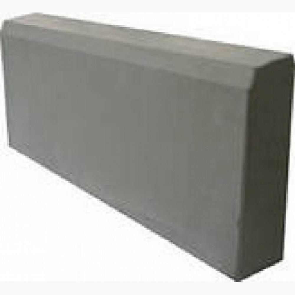 Борт тротуарный 100х22х7,5 см